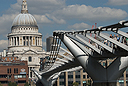 millenium bridge thumb